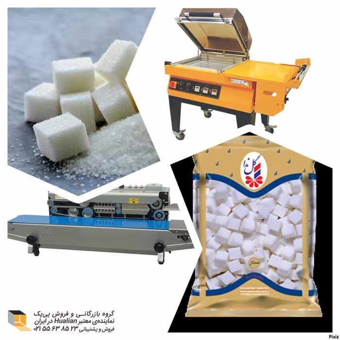 دستگاه بسته بندی حبوبات - 23 85 63 55 021 - پی پک - فروش دستگاه بسته بندی حبوبات و خشکبار خانگی و صنعتی