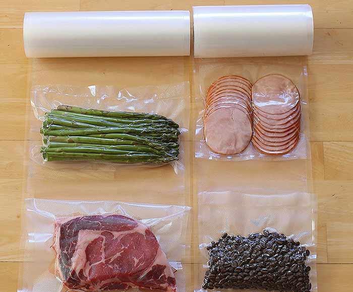 دستگاه بسته بندی گوشت و مرغ وکیوم