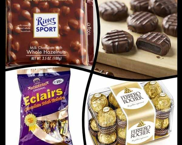 دستگاه بسته بندی شکلات در منزل